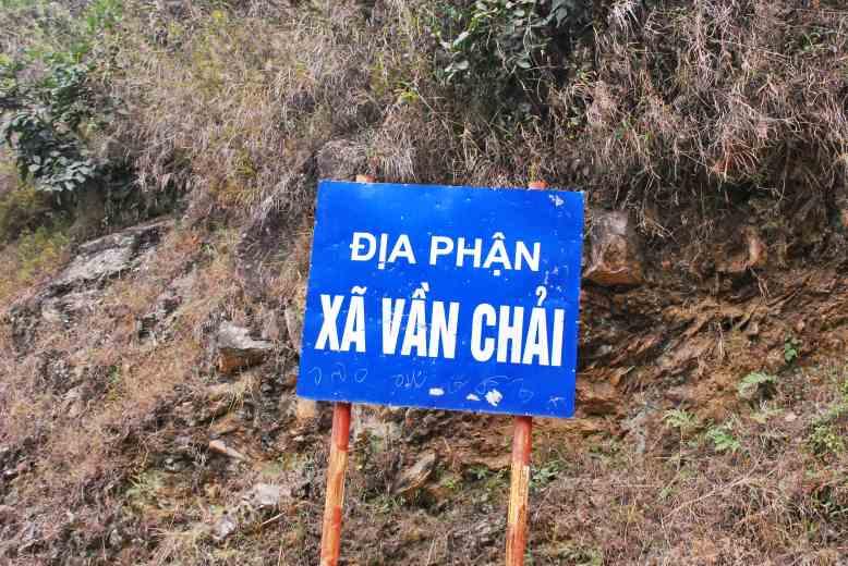 Van Chai town